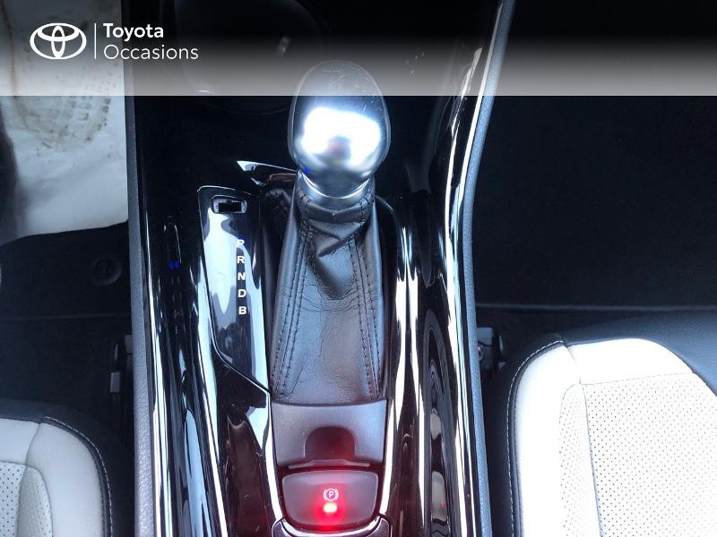 Photo 23 de l'offre de TOYOTA C-HR 122h Collection 2WD E-CVT à 22980€ chez Altis - Toyota Vannes