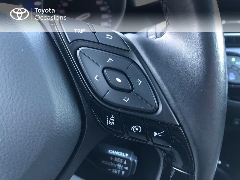 Photo 20 de l'offre de TOYOTA C-HR 122h Collection 2WD E-CVT à 22980€ chez Altis - Toyota Vannes