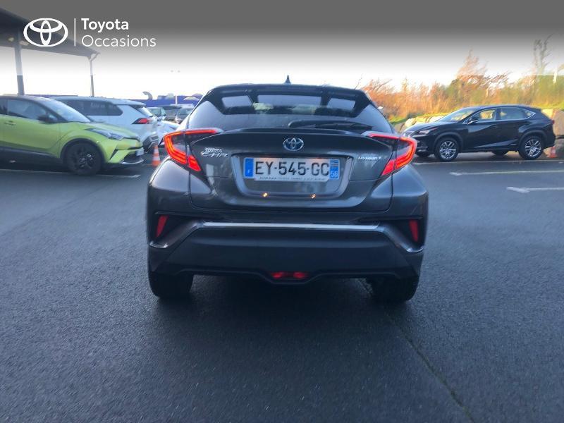 Photo 27 de l'offre de TOYOTA C-HR 122h Collection 2WD E-CVT à 22980€ chez Altis - Toyota Vannes