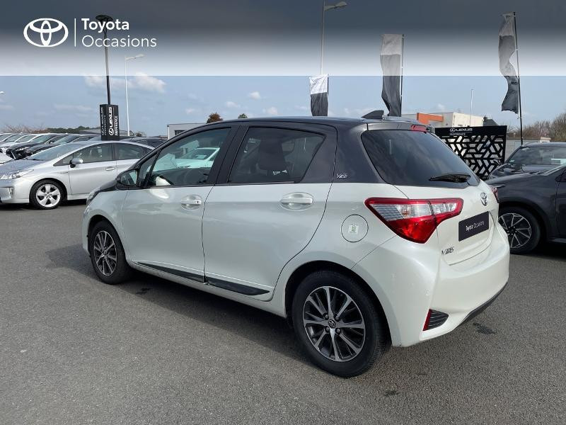 Photo 26 de l'offre de TOYOTA Yaris 70 VVT-i Design Y20 5p MY19 à 12980€ chez Altis - Toyota Vannes