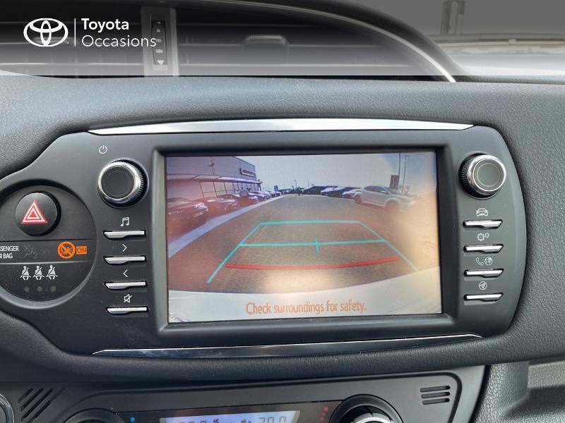 Photo 17 de l'offre de TOYOTA Yaris 70 VVT-i Design Y20 5p MY19 à 12980€ chez Altis - Toyota Vannes