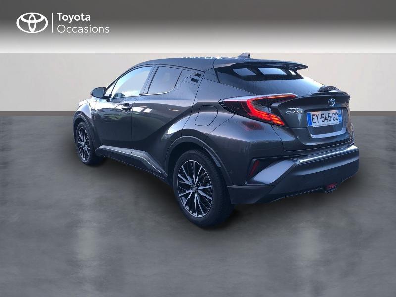 Photo 2 de l'offre de TOYOTA C-HR 122h Collection 2WD E-CVT à 22980€ chez Altis - Toyota Vannes