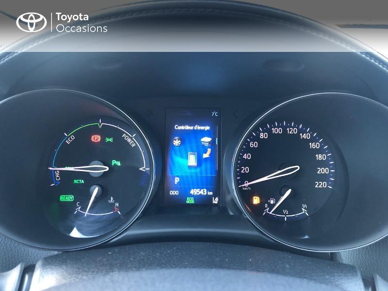 Photo 14 de l'offre de TOYOTA C-HR 122h Collection 2WD E-CVT à 22980€ chez Altis - Toyota Vannes