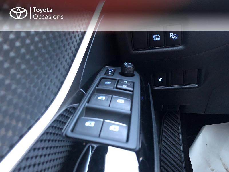 Photo 21 de l'offre de TOYOTA C-HR 122h Collection 2WD E-CVT à 22980€ chez Altis - Toyota Vannes