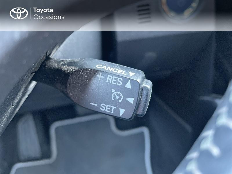 Photo 21 de l'offre de TOYOTA Auris HSD 136h Design à 15890€ chez Altis - Toyota Vannes