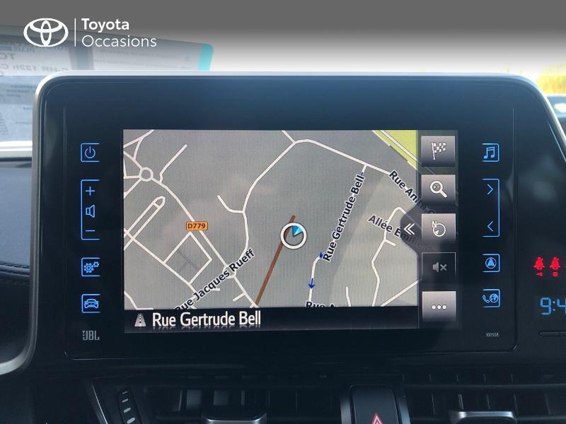 Photo 15 de l'offre de TOYOTA C-HR 122h Collection 2WD E-CVT à 22980€ chez Altis - Toyota Vannes