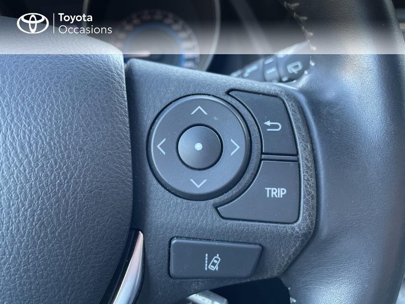 Photo 20 de l'offre de TOYOTA Auris HSD 136h Design à 15890€ chez Altis - Toyota Vannes