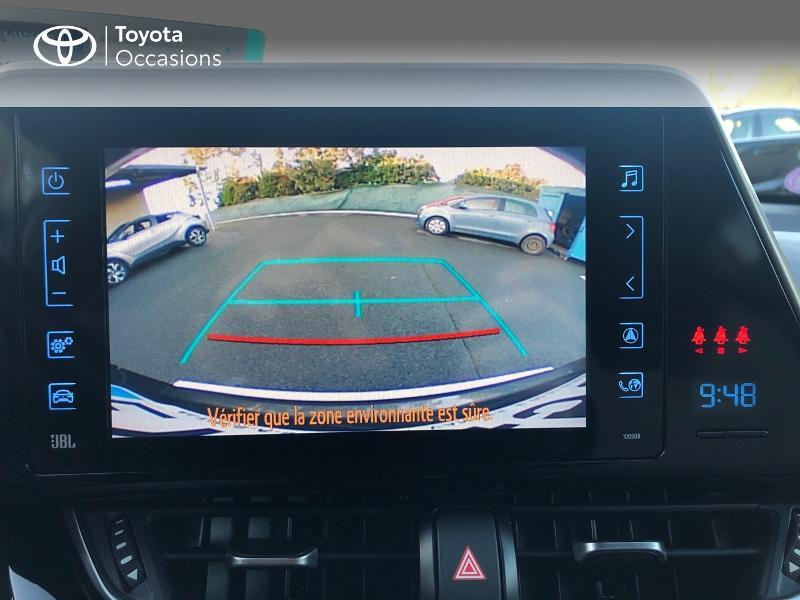 Photo 18 de l'offre de TOYOTA C-HR 122h Collection 2WD E-CVT à 22980€ chez Altis - Toyota Vannes