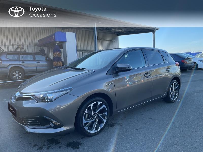 Photo 24 de l'offre de TOYOTA Auris HSD 136h Design à 15890€ chez Altis - Toyota Vannes