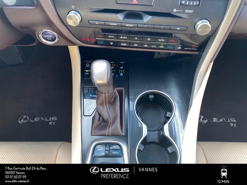 Photo 9 de l'offre de LEXUS RX 450h 4WD Luxe à 32980€ chez Altis - Toyota Vannes