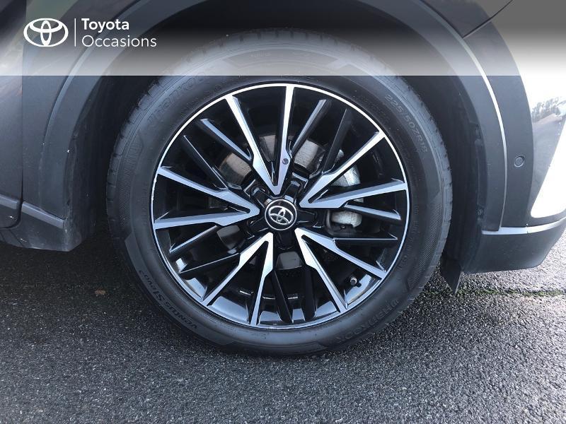 Photo 16 de l'offre de TOYOTA C-HR 122h Collection 2WD E-CVT à 22980€ chez Altis - Toyota Vannes