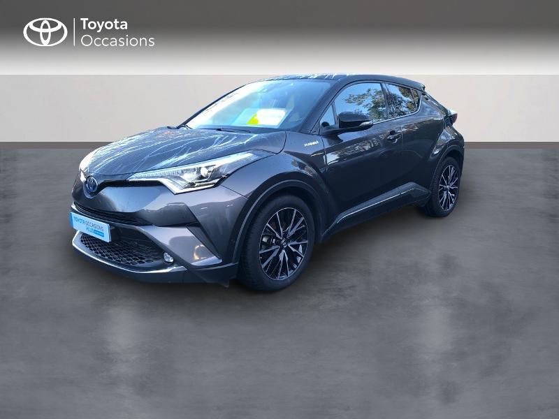 Photo 1 de l'offre de TOYOTA C-HR 122h Collection 2WD E-CVT à 22980€ chez Altis - Toyota Vannes