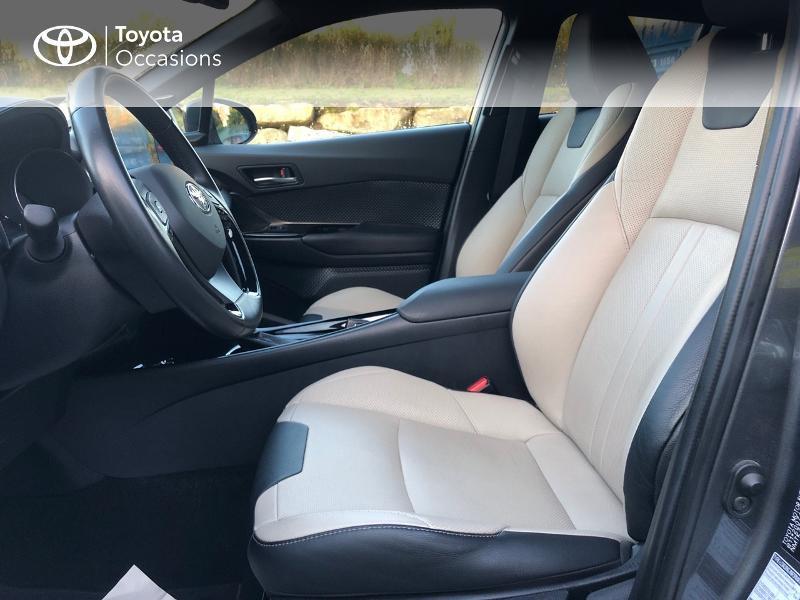 Photo 11 de l'offre de TOYOTA C-HR 122h Collection 2WD E-CVT à 22980€ chez Altis - Toyota Vannes