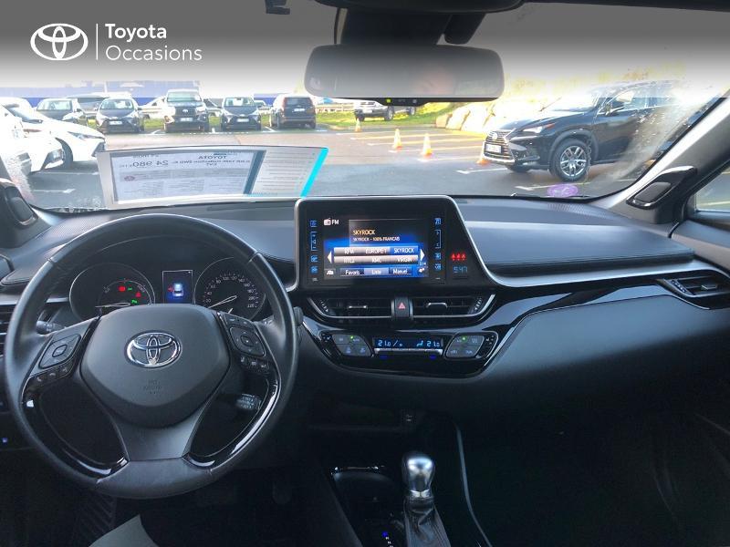 Photo 8 de l'offre de TOYOTA C-HR 122h Collection 2WD E-CVT à 22980€ chez Altis - Toyota Vannes