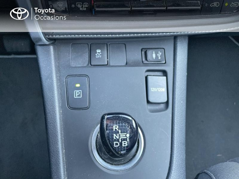 Photo 22 de l'offre de TOYOTA Auris HSD 136h Design à 15890€ chez Altis - Toyota Vannes