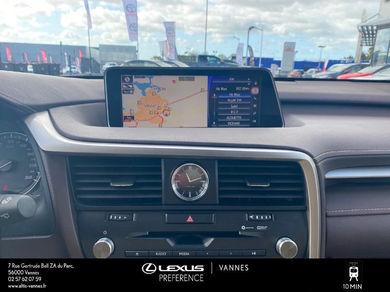 Photo 7 de l'offre de LEXUS RX 450h 4WD Luxe à 32980€ chez Altis - Toyota Vannes