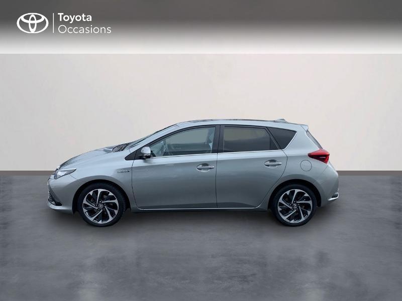 Photo 3 de l'offre de TOYOTA Auris HSD 136h Design à 16690€ chez Altis - Toyota Vannes