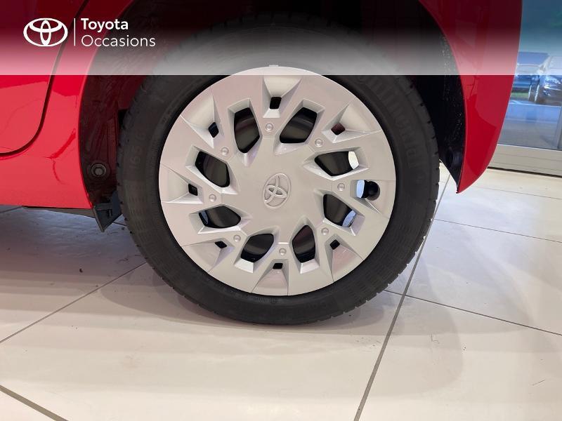 Photo 16 de l'offre de TOYOTA Aygo 1.0 VVT-i 72ch x-play 5p MY20 à 12290€ chez Altis - Toyota Vannes
