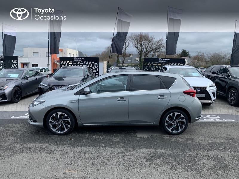 Photo 27 de l'offre de TOYOTA Auris HSD 136h Design à 16690€ chez Altis - Toyota Vannes