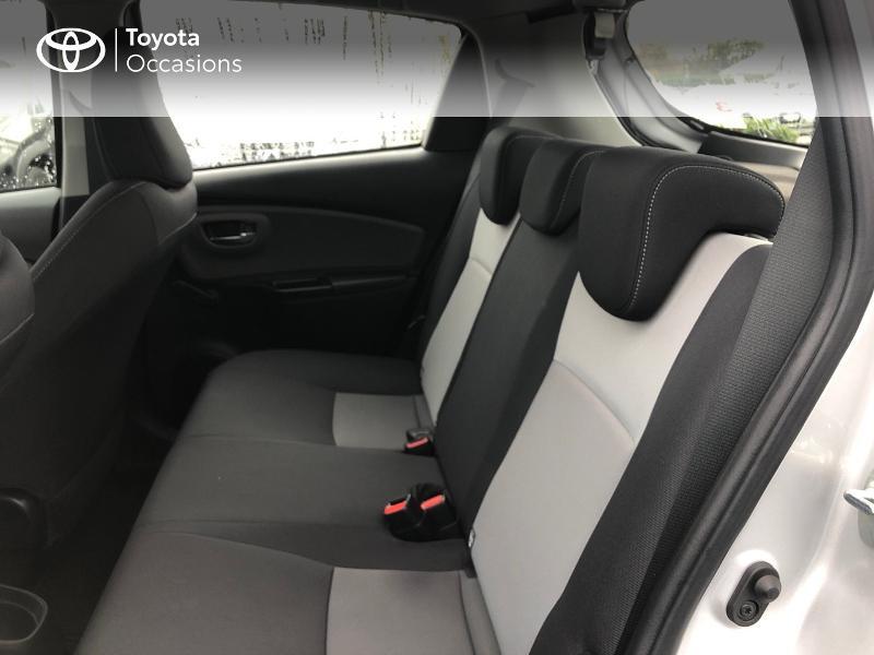 Photo 12 de l'offre de TOYOTA Yaris 100h France Business 5p RC18 à 13980€ chez Altis - Toyota Vannes
