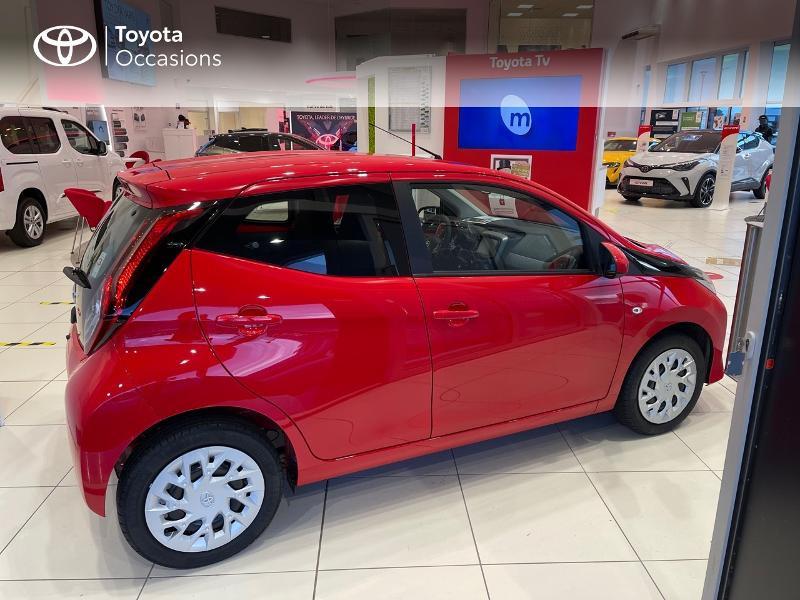 Photo 17 de l'offre de TOYOTA Aygo 1.0 VVT-i 72ch x-play 5p MY20 à 12290€ chez Altis - Toyota Vannes