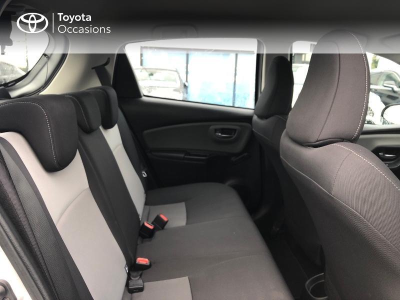 Photo 7 de l'offre de TOYOTA Yaris 100h France Business 5p RC18 à 13980€ chez Altis - Toyota Vannes