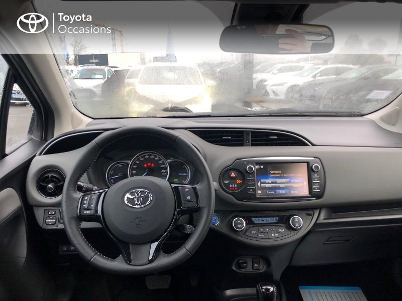 Photo 8 de l'offre de TOYOTA Yaris 100h France Business 5p RC18 à 13980€ chez Altis - Toyota Vannes