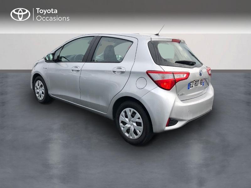 Photo 2 de l'offre de TOYOTA Yaris 100h France Business 5p RC18 à 13980€ chez Altis - Toyota Vannes