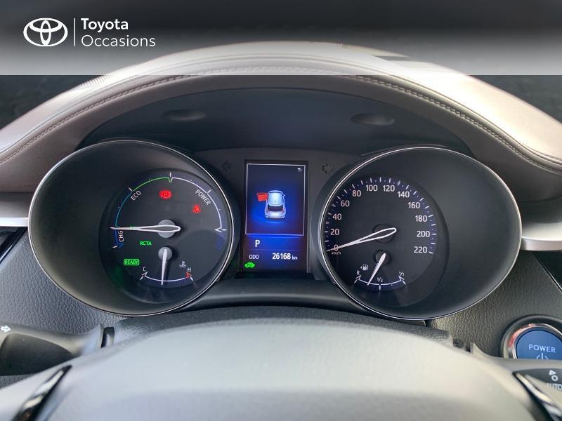 Photo 14 de l'offre de TOYOTA C-HR 122h Distinctive 2WD E-CVT à 20980€ chez Altis - Toyota Vannes