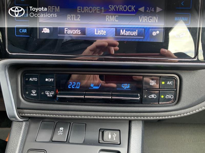 Photo 22 de l'offre de TOYOTA Auris HSD 136h Design à 16690€ chez Altis - Toyota Vannes
