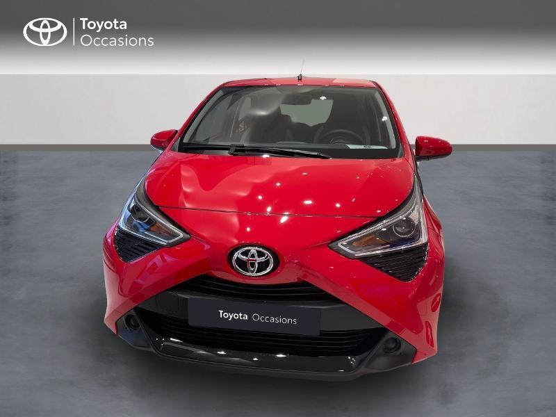 Photo 5 de l'offre de TOYOTA Aygo 1.0 VVT-i 72ch x-play 5p MY20 à 12290€ chez Altis - Toyota Vannes