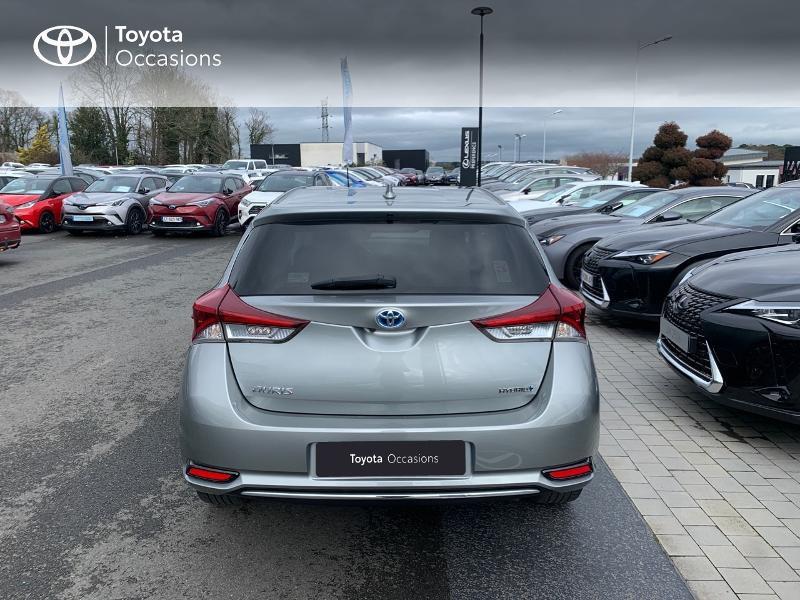 Photo 28 de l'offre de TOYOTA Auris HSD 136h Design à 16690€ chez Altis - Toyota Vannes