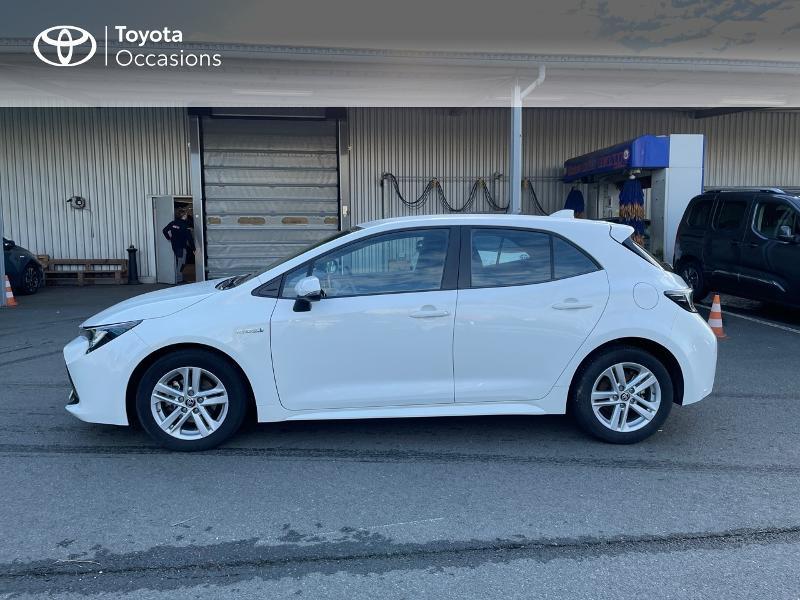 Photo 26 de l'offre de TOYOTA Corolla 122h Dynamic MY20 à 21980€ chez Altis - Toyota Vannes