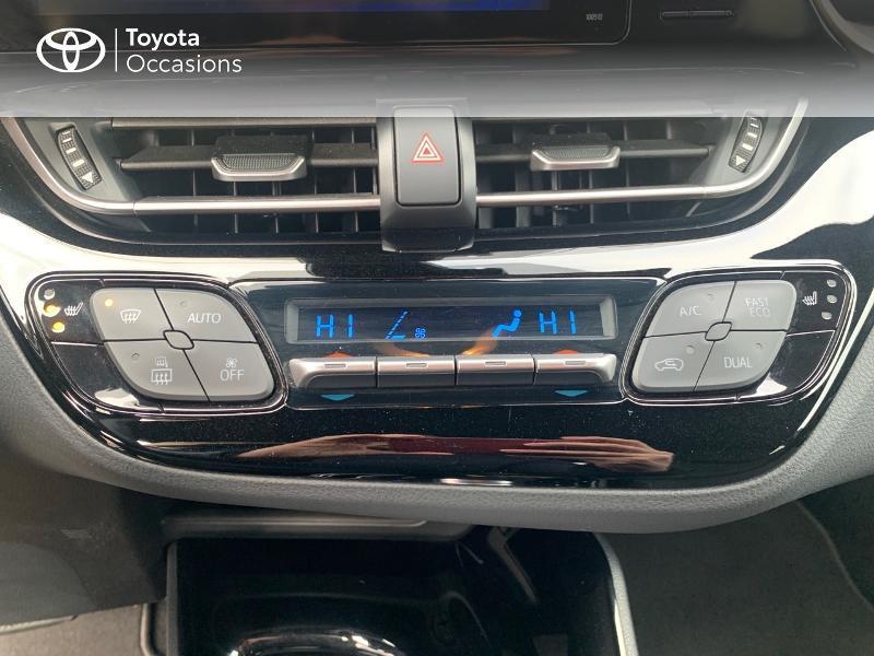 Photo 22 de l'offre de TOYOTA C-HR 122h Edition 2WD E-CVT RC18 à 18890€ chez Altis - Toyota Vannes