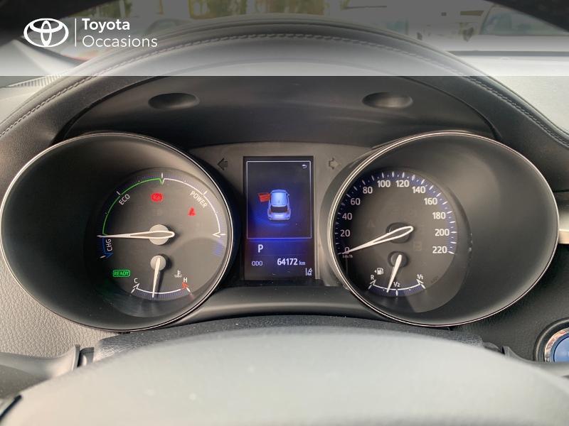 Photo 14 de l'offre de TOYOTA C-HR 122h Edition 2WD E-CVT RC18 à 18890€ chez Altis - Toyota Vannes