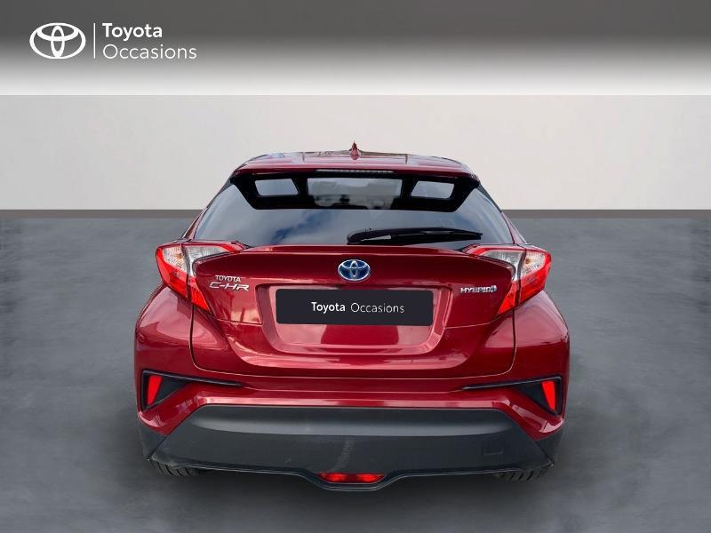Photo 4 de l'offre de TOYOTA C-HR 122h Edition 2WD E-CVT RC18 à 18890€ chez Altis - Toyota Vannes