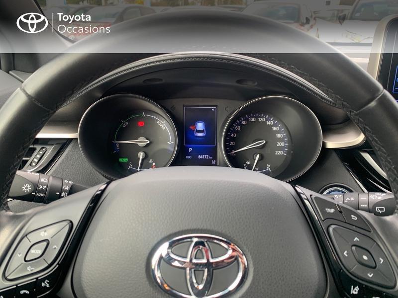 Photo 13 de l'offre de TOYOTA C-HR 122h Edition 2WD E-CVT RC18 à 18890€ chez Altis - Toyota Vannes