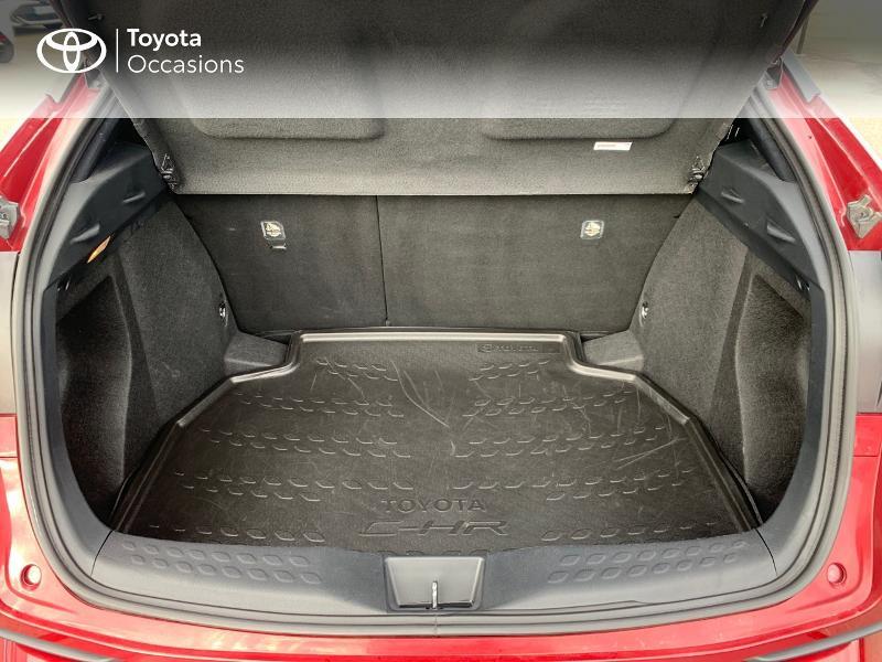 Photo 10 de l'offre de TOYOTA C-HR 122h Edition 2WD E-CVT RC18 à 18890€ chez Altis - Toyota Vannes