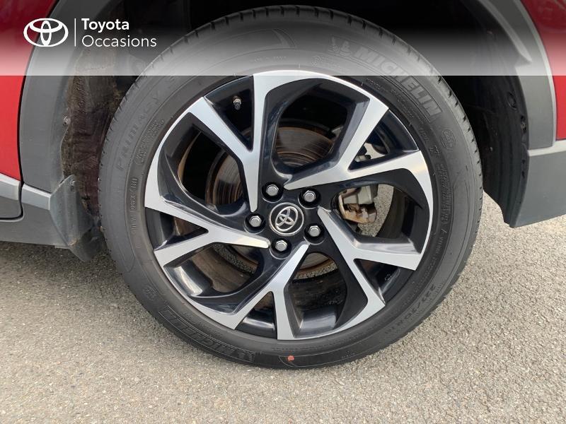 Photo 16 de l'offre de TOYOTA C-HR 122h Edition 2WD E-CVT RC18 à 18890€ chez Altis - Toyota Vannes