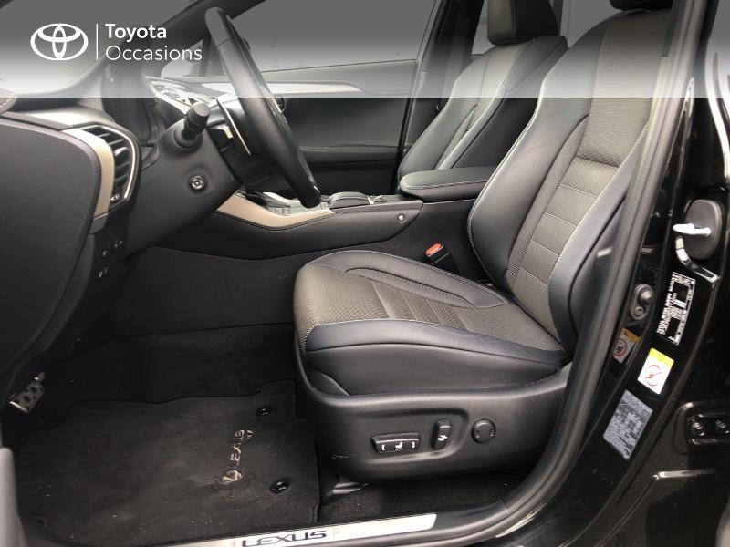 Photo 13 de l'offre de LEXUS NX 300h 4WD F SPORT Executive Euro6d-T à 44980€ chez Altis - Toyota Vannes