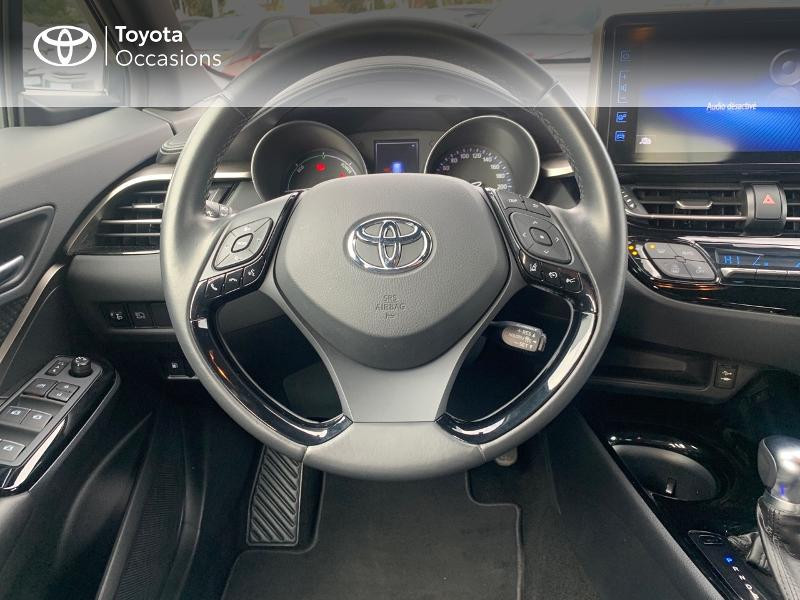 Photo 9 de l'offre de TOYOTA C-HR 122h Edition 2WD E-CVT RC18 à 18890€ chez Altis - Toyota Vannes