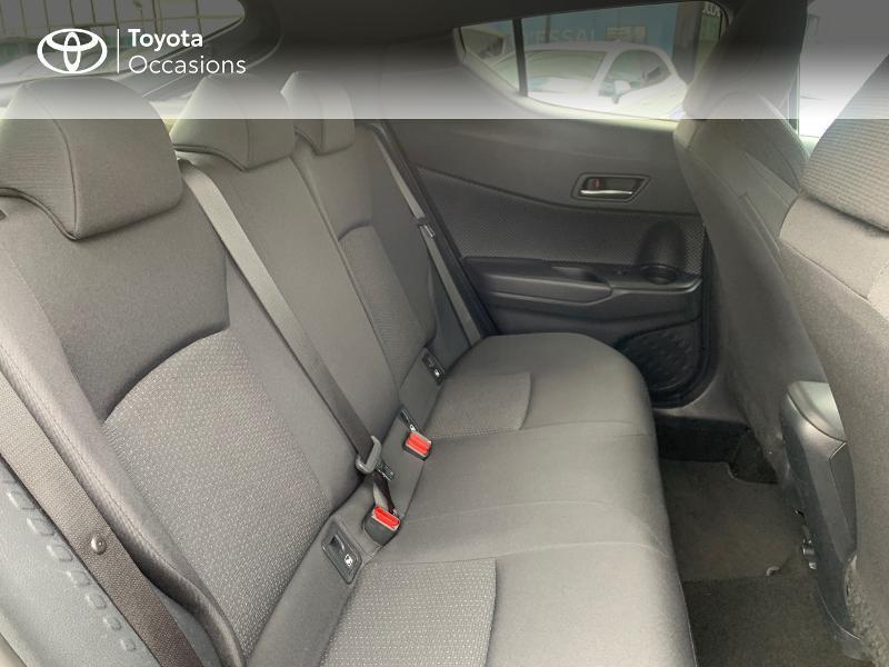 Photo 7 de l'offre de TOYOTA C-HR 122h Edition 2WD E-CVT RC18 à 18890€ chez Altis - Toyota Vannes