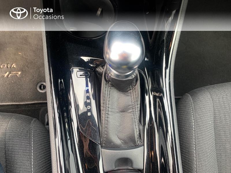 Photo 23 de l'offre de TOYOTA C-HR 122h Edition 2WD E-CVT RC18 à 18890€ chez Altis - Toyota Vannes