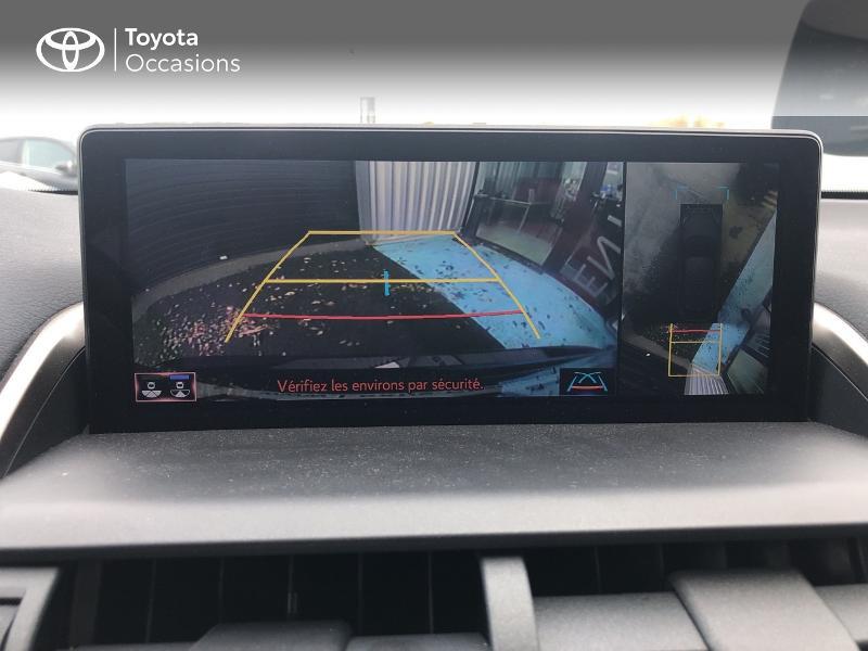 Photo 19 de l'offre de LEXUS NX 300h 4WD F SPORT Executive Euro6d-T à 44980€ chez Altis - Toyota Vannes
