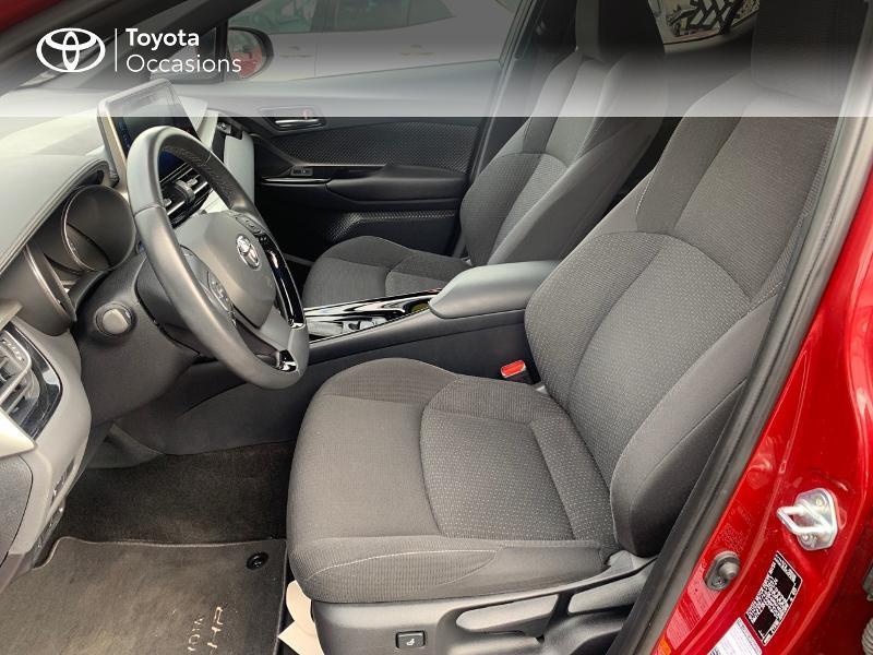 Photo 11 de l'offre de TOYOTA C-HR 122h Edition 2WD E-CVT RC18 à 18890€ chez Altis - Toyota Vannes