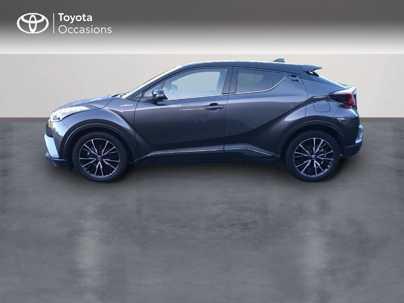 Photo 3 de l'offre de TOYOTA C-HR 122h Collection 2WD E-CVT à 22980€ chez Altis - Toyota Vannes