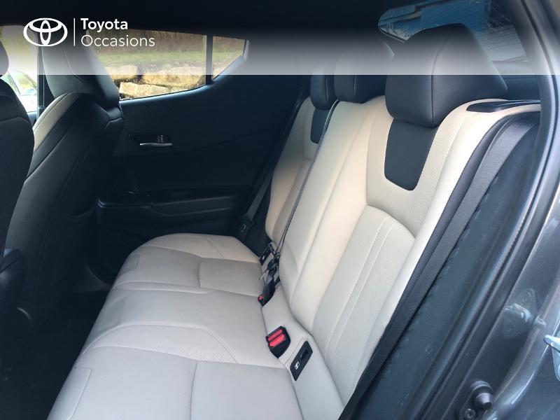 Photo 12 de l'offre de TOYOTA C-HR 122h Collection 2WD E-CVT à 22980€ chez Altis - Toyota Vannes
