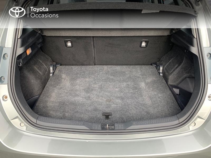 Photo 10 de l'offre de TOYOTA Auris HSD 136h Design à 16690€ chez Altis - Toyota Vannes