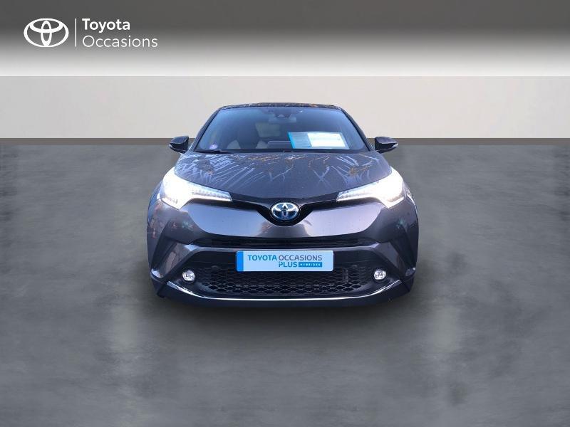 Photo 5 de l'offre de TOYOTA C-HR 122h Collection 2WD E-CVT à 22980€ chez Altis - Toyota Vannes
