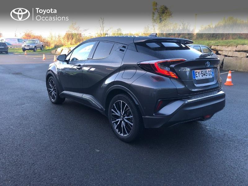 Photo 25 de l'offre de TOYOTA C-HR 122h Collection 2WD E-CVT à 22980€ chez Altis - Toyota Vannes